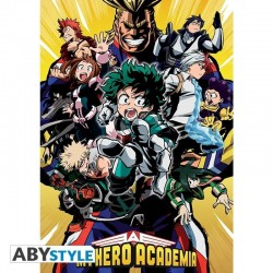 MY HERO ACADEMIA - Poster 91X61 - Groupe 166334  Posters