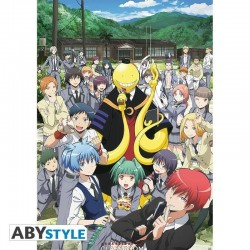 ASSASSINATION CLASSROOM - Poster 91X61 - Groupe 166333  Posters