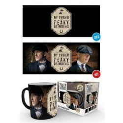 PEAKY BLINDERS - By Order - Mug Heat Change 300 ml
