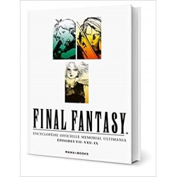 FINAL FANTASY - Encyclopédie officielle memo ult ep. VII - VII - IX 188898  Boeken