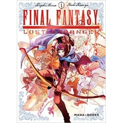 FINAL FANTASY - Lost Stranger - Tome 1 188914  Final Fantasy