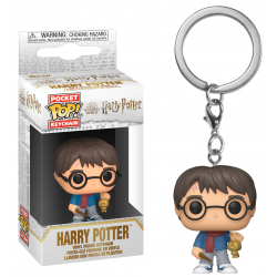HARRY POTTER - Pocket Pop Keychain - Holiday Harry Potter 188942  Funko Pops