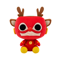 DC COMICS - POP Plush - Holiday Rudolph Flash 18cm