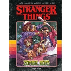 STRANGER THINGS - Tome 1 - The Zombie Boys 188960  Stranger Things