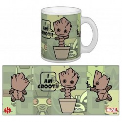 MARVEL - Mug - Guardians of the Galaxy 2 - Kawai Baby Groot 166317  Drinkbekers - Mugs
