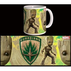 MARVEL - Mug - Guardians of the Galaxy 2 - Young Groot 166316  Drinkbekers - Mugs