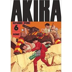AKIRA - Edition originale - Tome 6 189068  Action Figure