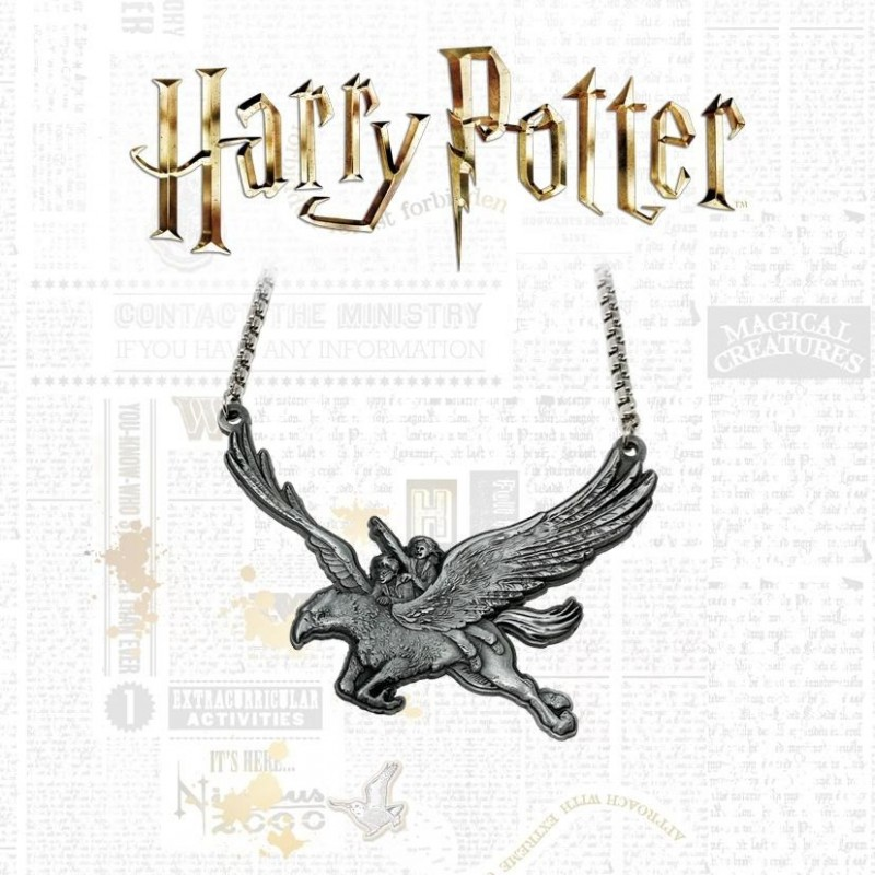 HARRY POTTER - Hippogriff - Unisex Limited Edition Halsketting