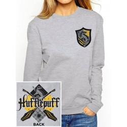 HARRY POTTER - Sweatshirt GIRL - Hufflepuff (L) 166276  Sweatshirts