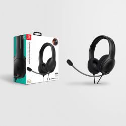 Official Nintendo Wired Headset LVL40 - Nintendo Switch 188655  Switch Headsets
