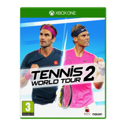 Tennis World Tour 2 - XBox One 189252  Xbox One