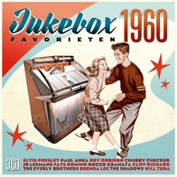 Jukebox Favorieten 1960 (3CD)