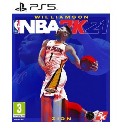NBA 2K21 - Playstation 5 187877  Playstation 5