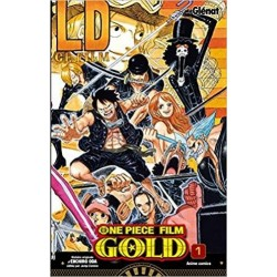 One Piece - Gold - Tome 1 189312  One Piece