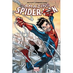 The Amazing Spider-Man -...
