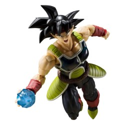 DRAGON BALL Z - Bardock - Figure SH Figuarts 15cm