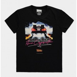 BACK TO THE FUTURE - Men T-Shirt (S)