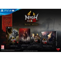 Nioh 2 Special Edition (PS4 Only) -- Playstation 4 182867  Playstation 4
