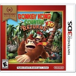 Donkey Kong Country - SELECT