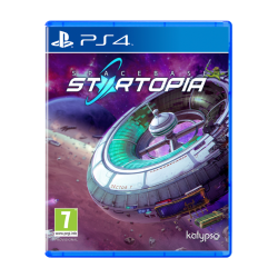 Spacebase Startopia - Playstation 4 189397  Playstation 4