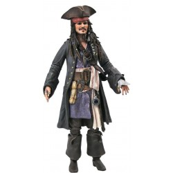 PIRATES OF THE CARIBBEAN - Jack Sparrow - Action Figure 18cm 189460  Figurines