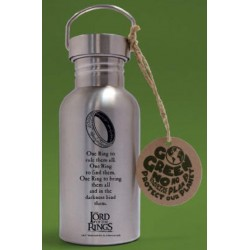 LORD OF THE RINGS - One Ring - Aluminium waterfles 500ml