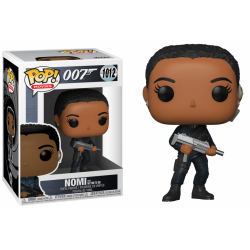 JAMES BOND - Funko Pop N° 1012 - Nomi (No Time to Die)
