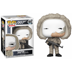 JAMES BOND - Funko Pop N° 1013 - Safin (No Time to Die)