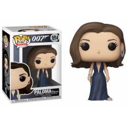 JAMES BOND - Funko Pop N° 1013 - Paloma (No Time to Die)