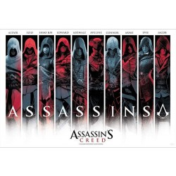 ASSASSINS CREED - Poster '91x61' 189617  Posters