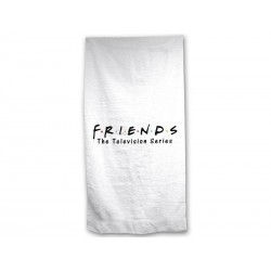 FRIENDS - Beach Towel 100% Cotton - 70 x 140 - Friends 189633  Handdoeken