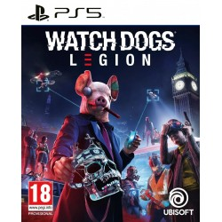 Watch Dogs Legion - Playstation 5  189637  Playstation 5