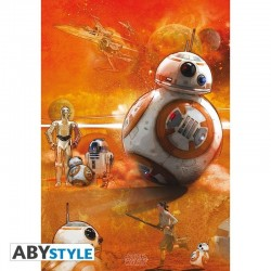 STAR WARS - BB8 - Poster '91x61' 189700  Posters