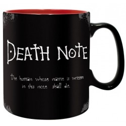 DEATH NOTE - Beker 460ml