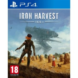Iron Harvest - Playstation 4 185001  Playstation 4