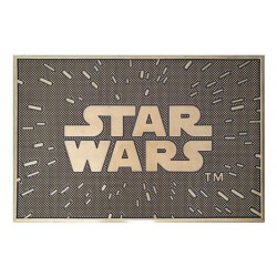 STAR WARS - Logo - Rubber Doormat 40x60cm