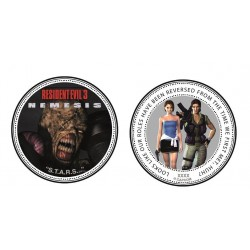 RESIDENT EVIL 3 - Limited Edition Collection Coin 182753  Allerlei