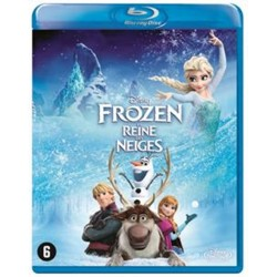 Frozen - Blu Ray