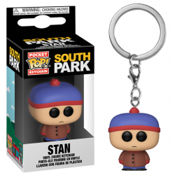 SOUTH PARK - Pocket Pop Keychain - Stan 190032  Sleutelhangers
