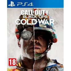 Call Of Duty Black Ops Cold War - Playstation 4 190035  Playstation 4