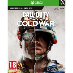 Call Of Duty Black Ops Cold War - XBox Series X 190038  Xbox Series X