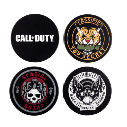 CALL OF DUTY COLD WAR - Pack of 4 coasters 190072  Onderzetters