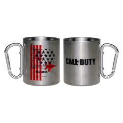 CALL OF DUTY COLD WAR - Camping Mug - Stars & Stripes