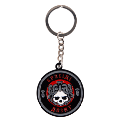 CALL OF DUTY COLD WAR - Metal Keychain - Special Agent 190078  Sleutelhangers