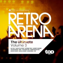 Topradio Ultimate Retro Arena (CD)