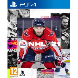 NHL 21 (UK Only) - Playstation 4 190155  Playstation 4