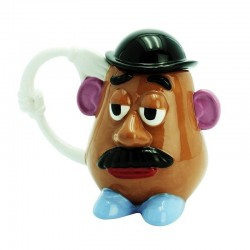 TOY STORY - Mr. Potato Head - Beker 3D 220ml