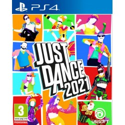 Just Dance 2021 - Playstation 4 190185  Playstation 4