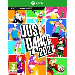 Just Dance 2021 - Xbox One - Xbox Series X 190187  Xbox Series X