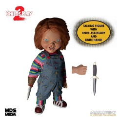 CHUCKY - Child's Play 2 - Talking Figure Designer Series 38cm 190311  Action Figure